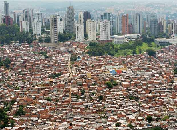 "Huge slums like this one comprise the ""septic fringe"" of Buenos Aires, Rosales, and other major cities in Argentina"