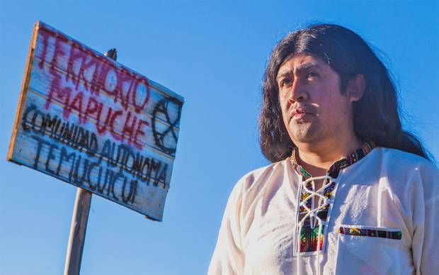 Mapuches are now demanding their original land rights